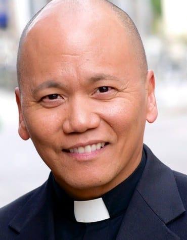 Fr. Radmar Jao, SJ
