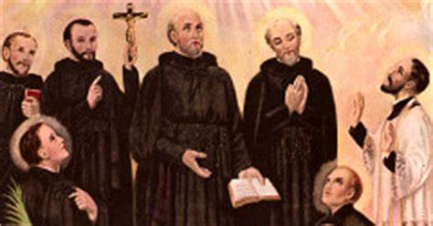 Feast of the North American Martyrs