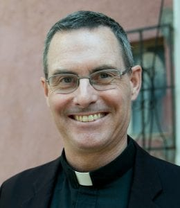 Fr. Sean Carroll, SJ